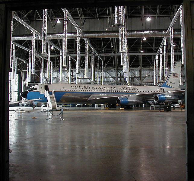 Texas Museum Wants Ex-LBJ Jet