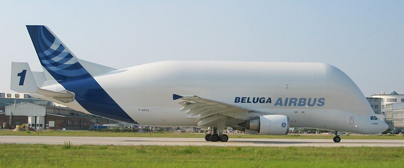 Airbus Beluga Looks Weird, Works Well