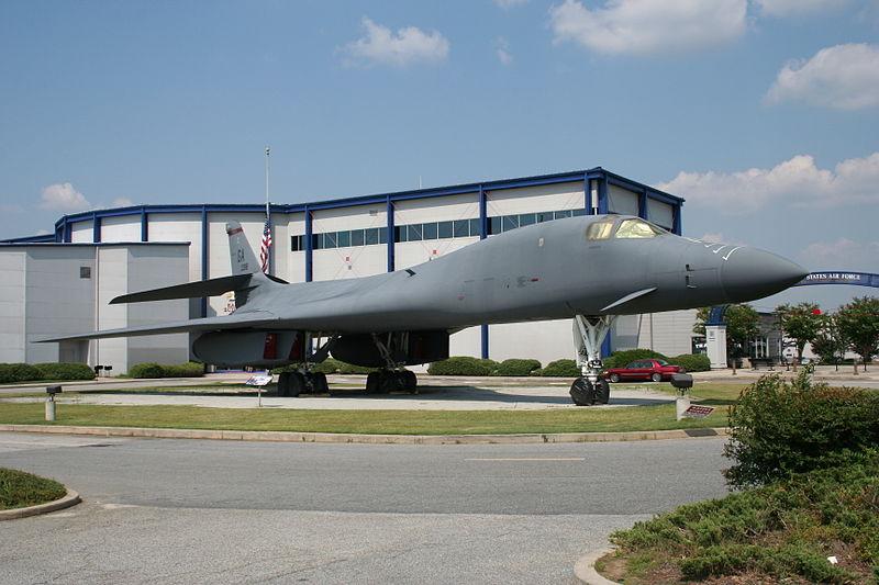 Georgia Air Force Museum Downsizing