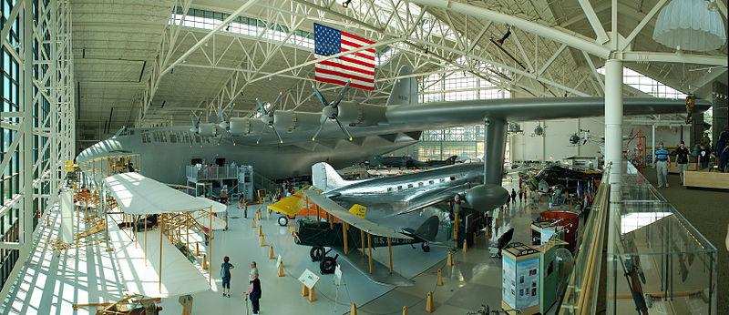 Evergreen Aviation Museum's Future Cloudy