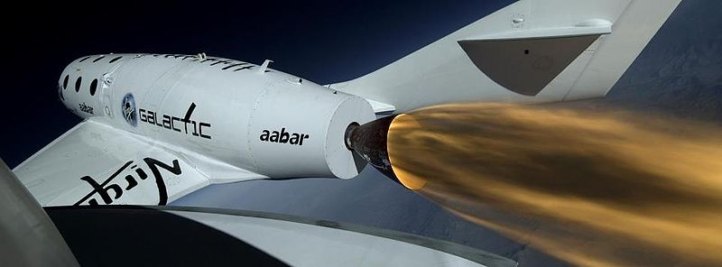 StarShipTwo Continues Supersonic Tests