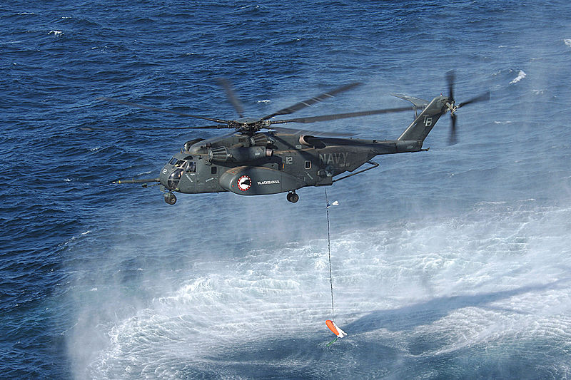 Two Crewmen Lost in Navy Crash