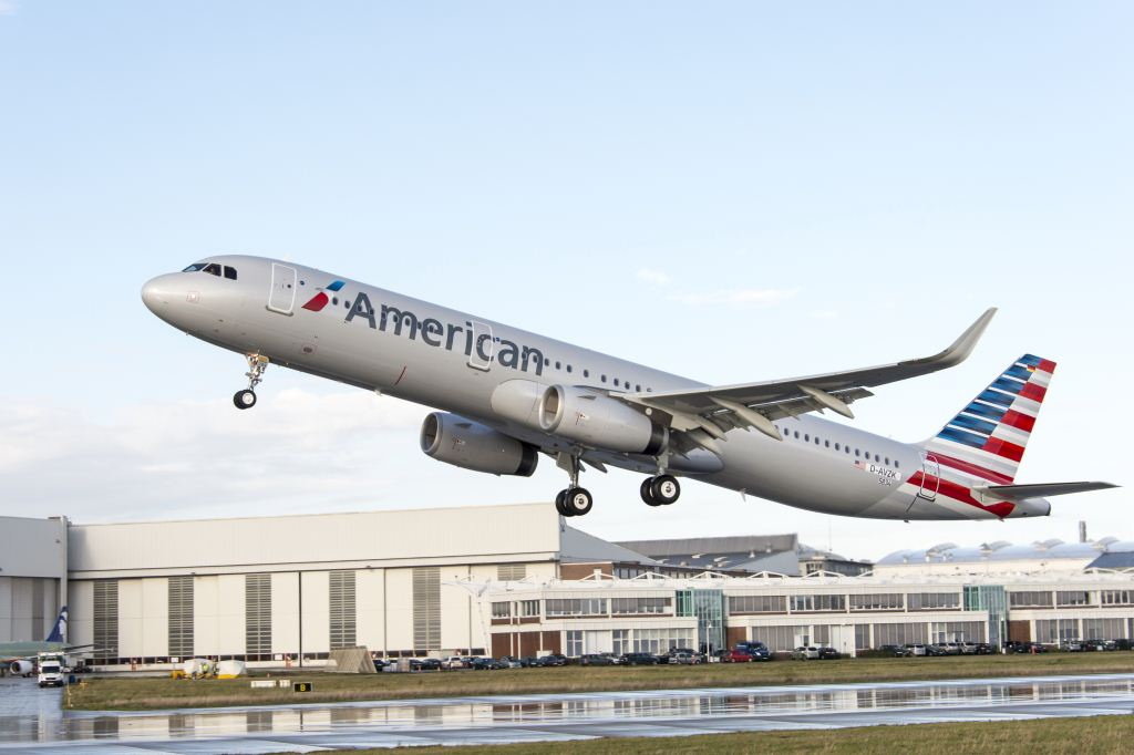 A321T Begins U.S. Transcon Duty