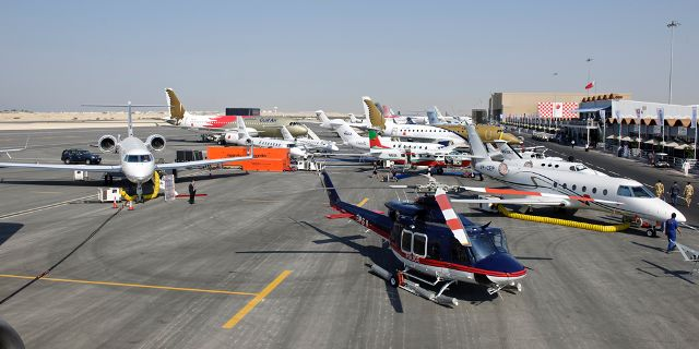 Bahrain International Airshow Opens