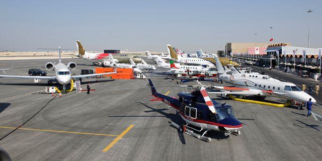 Bahrain International Airshow Opens