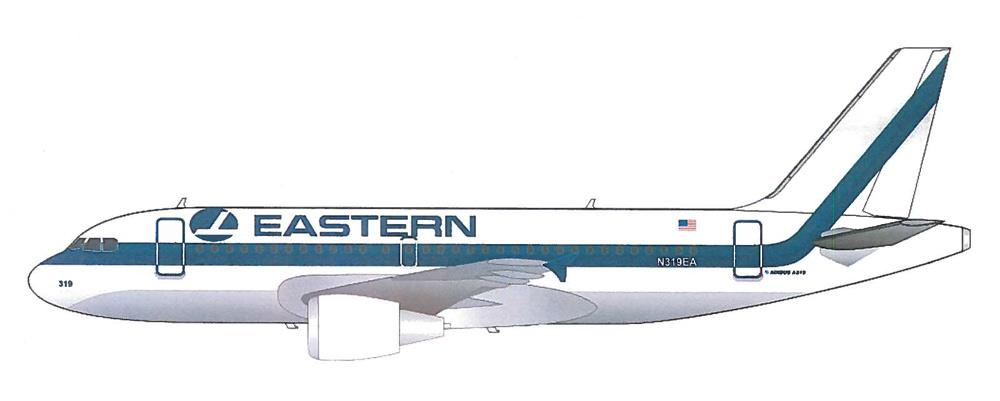 'New' Eastern Air Lines to Return