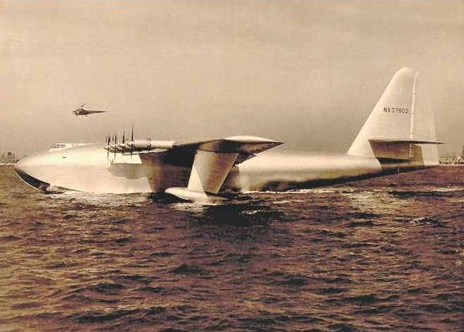 Museum: Iconic Spruce Goose is Safe