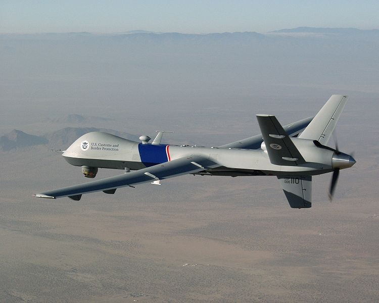U.S. Customs Grounds Drone Fleet