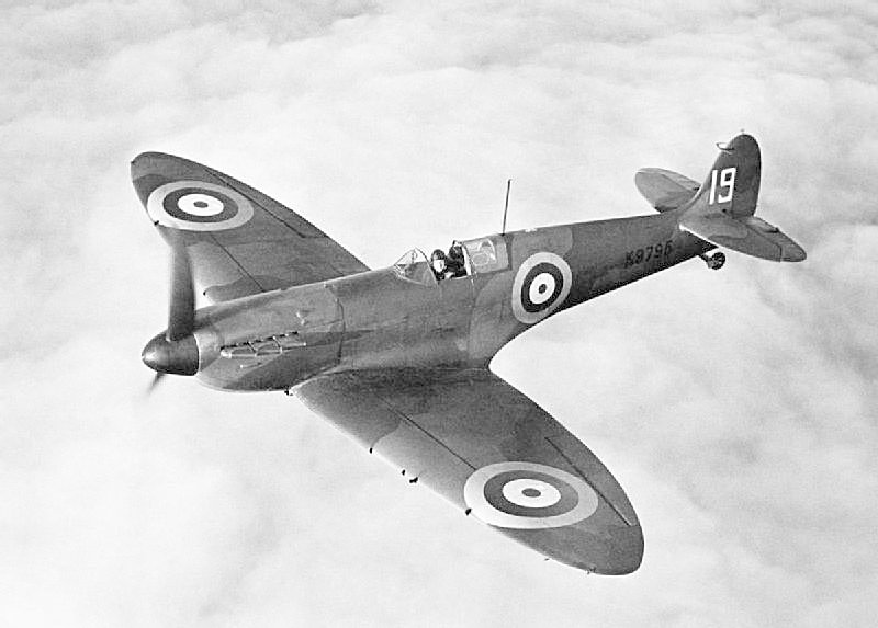 On the Spitfire Mystique