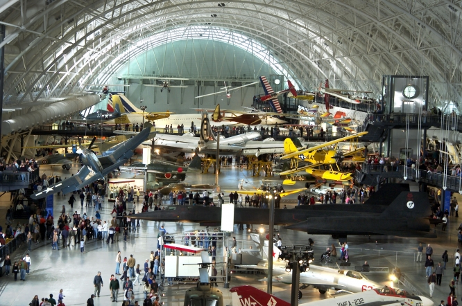 Air & Space Museum Hosts Open House