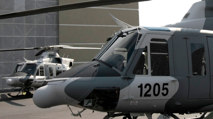 Helicopters to Fly Over Baltimore for Tests