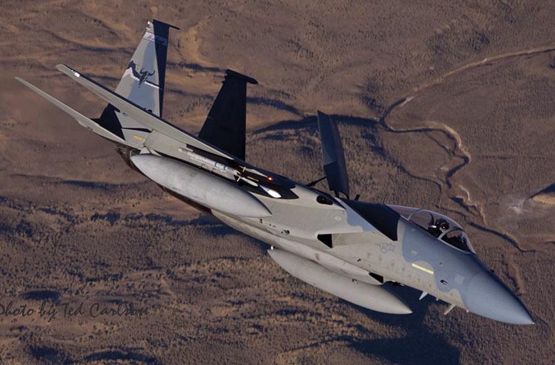 Modern Classics: F-15 Eagle