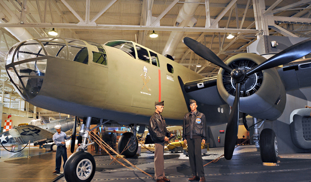 Museum to Hold Living History Day