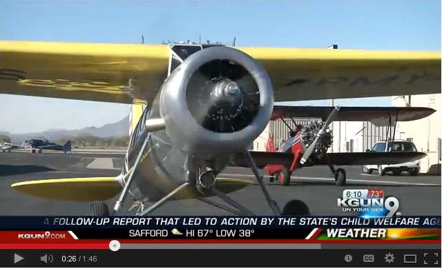 Historic Plane Flies Again