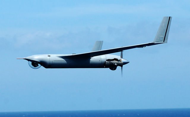 Royal Navy to Fly ScanEagle UAV
