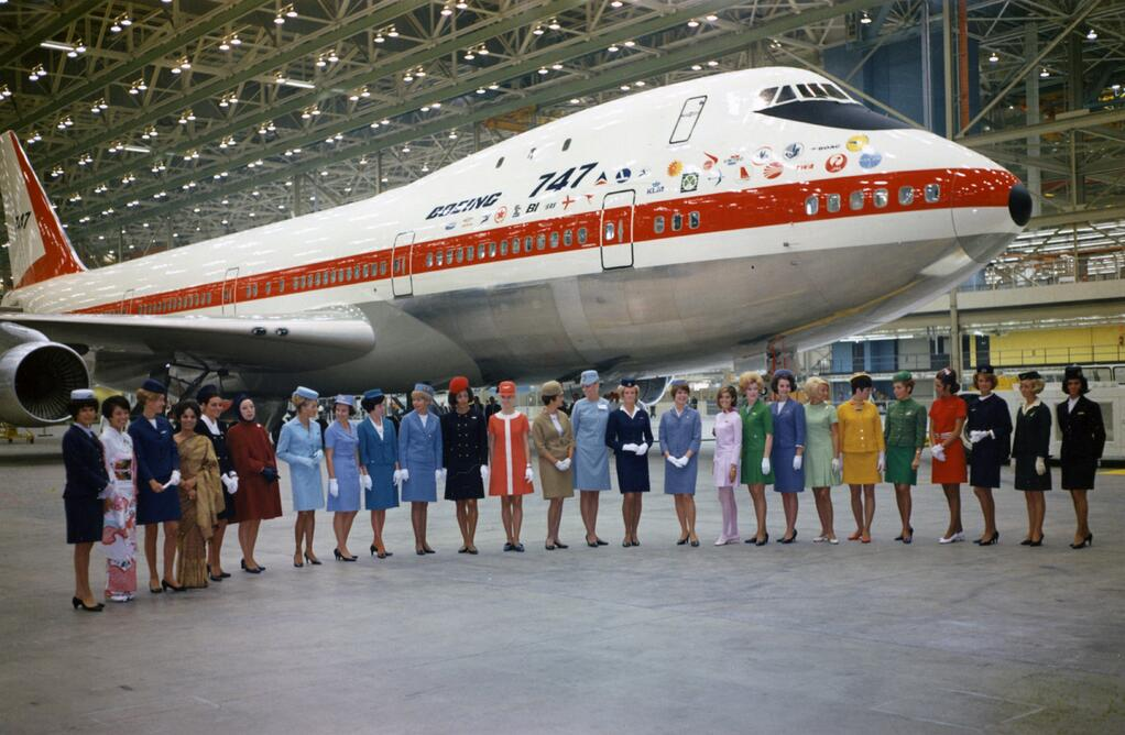 The 747 at 45; Will It Reach 50?