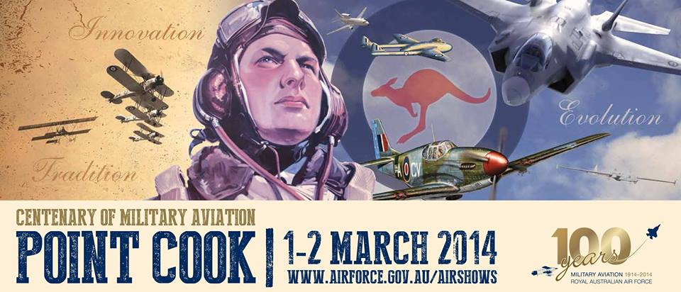Australia Readies for Centenary Air Show