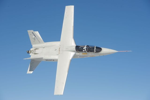 Scorpion Continues Test Flights