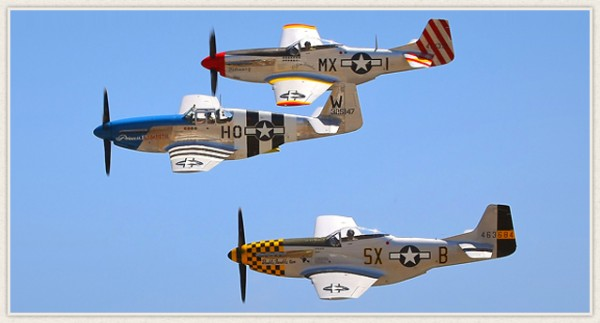 P-51 Pilots to Discuss WWII Missions