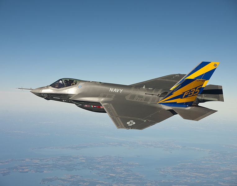 F-35C Due to Start Carrier Tests
