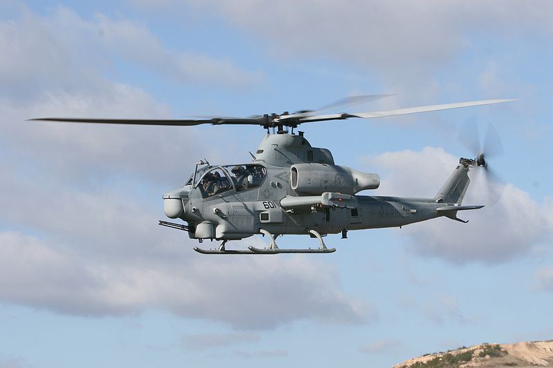 Bell Delivers Last Converted AH-1W Cobra