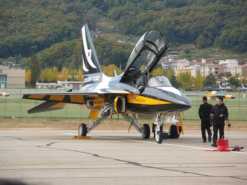 Black Eagles Slated for Singapore Airshow