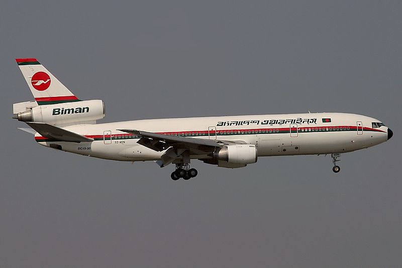 Last Passenger DC-10 to be Scrapped