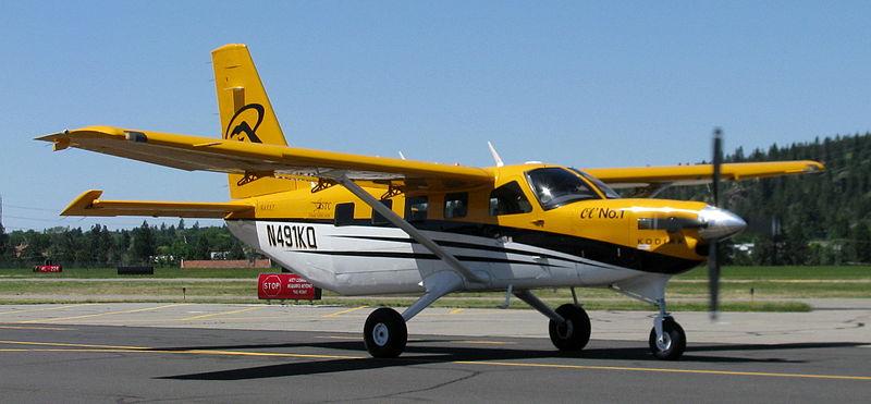 Flight Review: Quest Kodiak