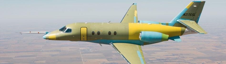 Cessna Latitude Makes First Flight