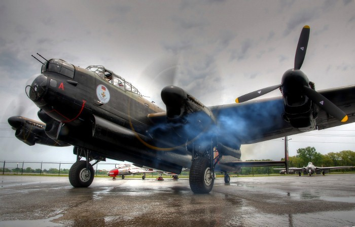 Canada's Lancaster Bomber to Tour UK