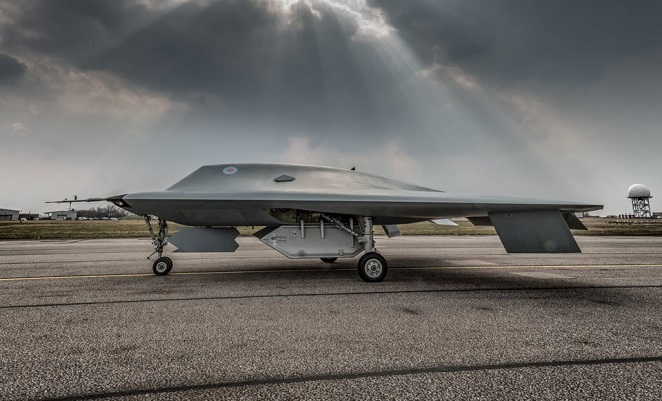 UK Releases Taranis First Flight Details