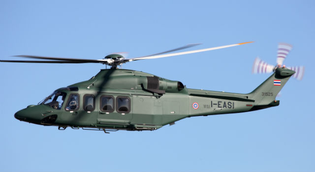 Thai Army Gets New Helicopters