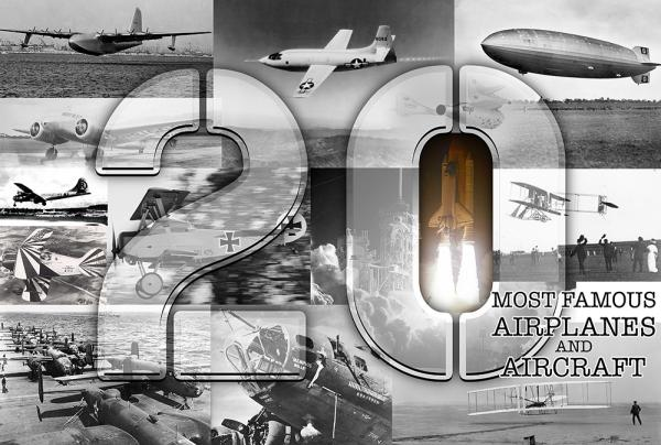 Flying Magazine's Top 20 Airplanes