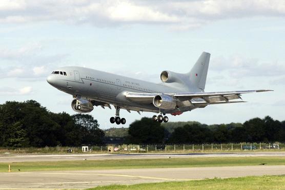 Lockheed TriStars End Military Mission