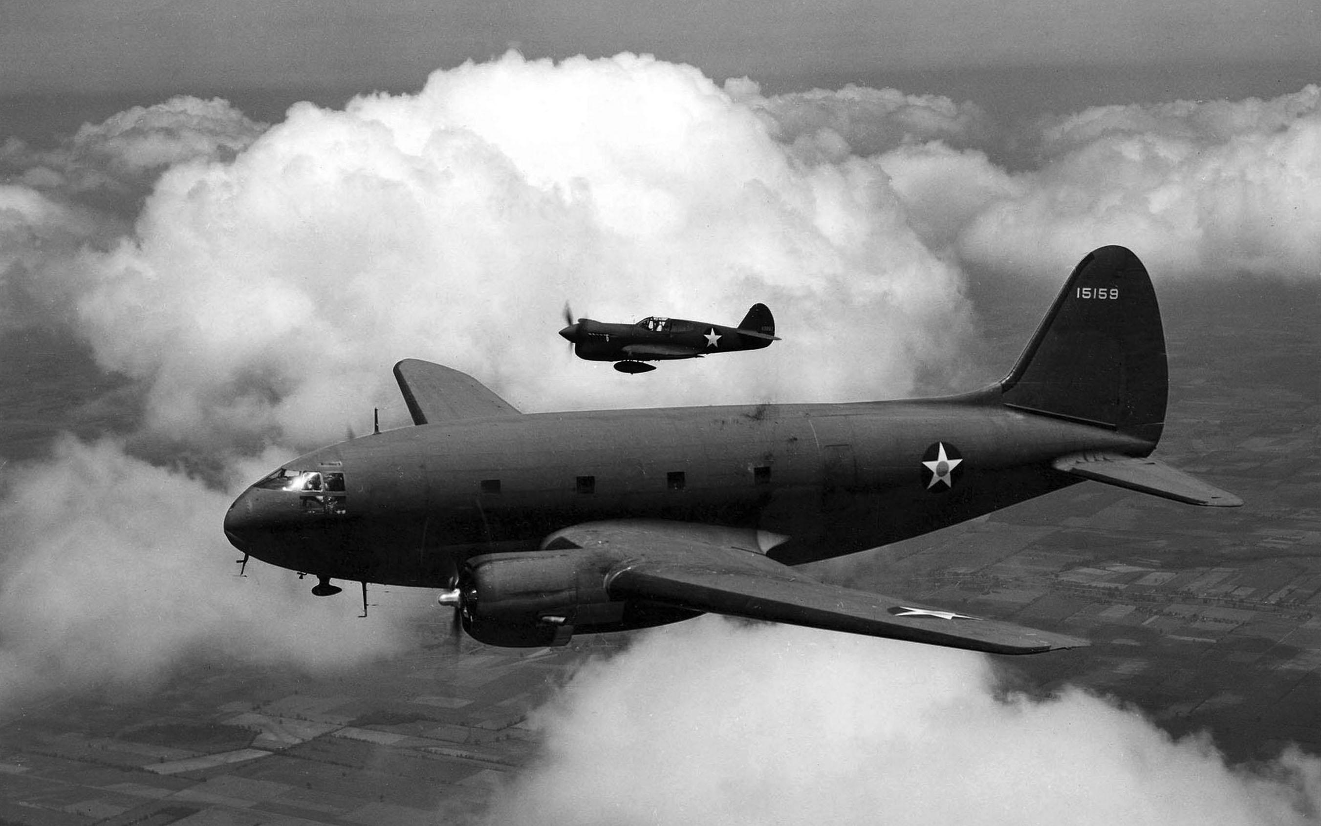 Classics: The Curtiss C-46 Commando