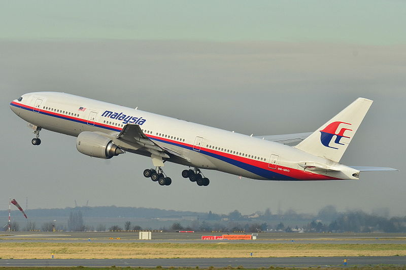 The Latest on Malaysia Airlines Flight 370