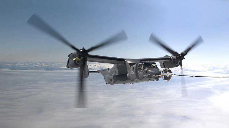 U.S. Sending Special Ops Ospreys to Uganda