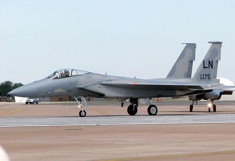USAF F-15s to Patrol Baltics