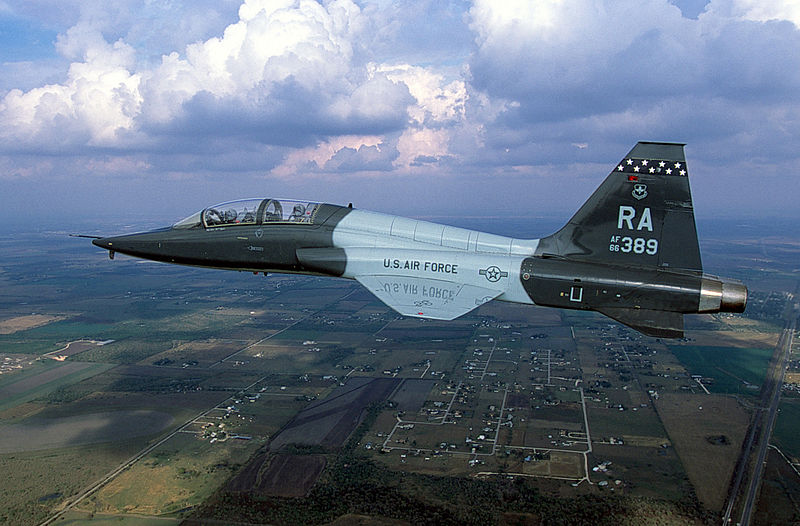 Rivals Line Up for T-38 Replacement Battle