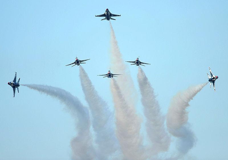 Thunderbirds to Headline Florida Air Show