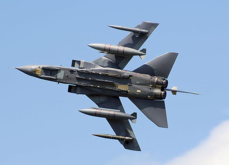 RAF Retires Pair of Tornado Squadrons