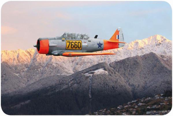 NZ Auction to Feature Warbirds