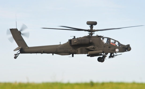 Republic of China to Get More Apaches