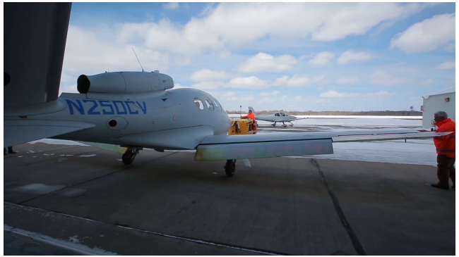 Cirrus Launches Latest Version of Vision Jet