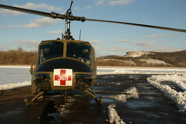 Helicopter Flight Plan Nixed in Michigan