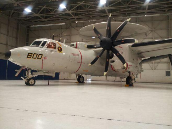 E-2D Advanced Hawkeye Joins Navy Fleet