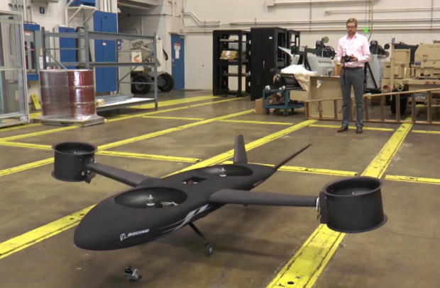 VTOL X-Plane Competition Ramps Up