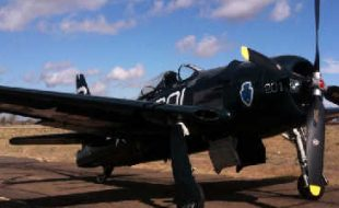 CAF Bearcat to Fly at Palm Springs