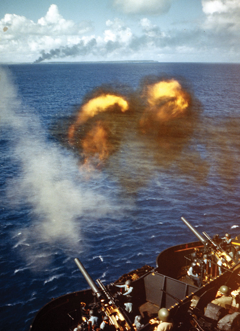 Iconic Firepower: Proximity Fuzes