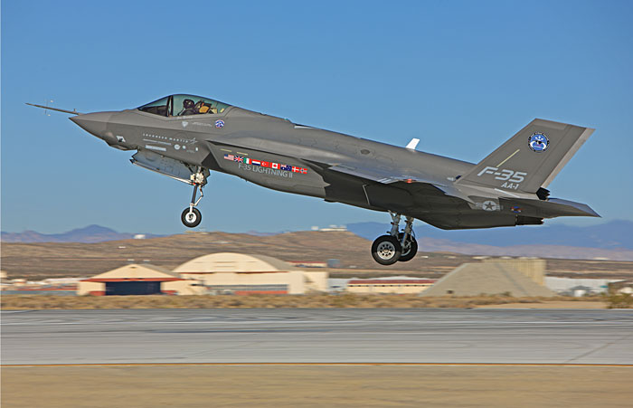 Aviation Insider: F-35 Lightning II